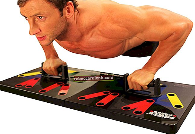 Power Press Push Up Board Systemüberprüfung