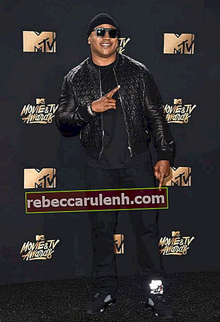 LL Cool J bei den MTV Movie And TV Awards im Mai 2017