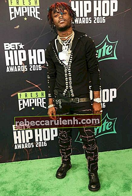 Lil Uzi Vert bei den BET Hip Hop Awards im September 2016