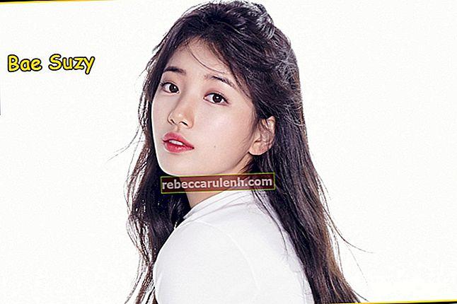 Bae Suzy Größe, Gewicht, Alter, Körperstatistik
