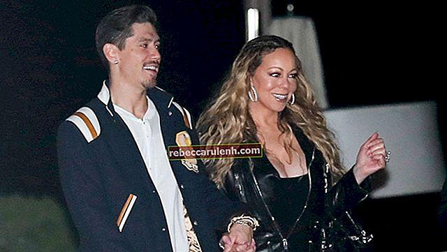 Mariah Carey Wzrost, waga, wiek, statystyki ciała