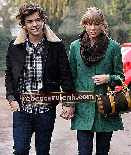 Harry Styles und Taylor Swift