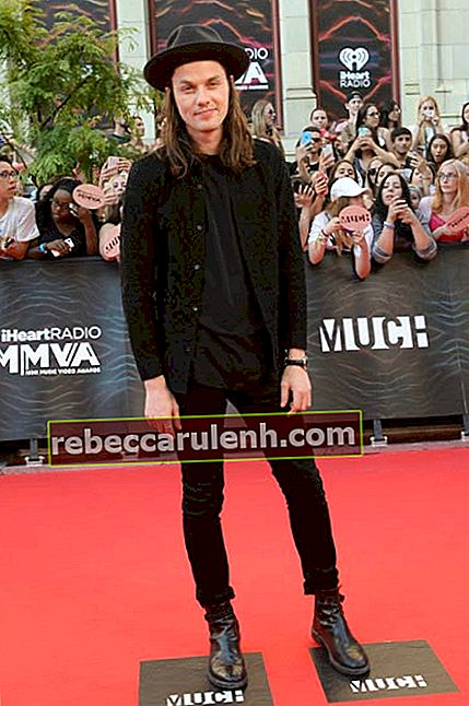 James Bay bei den iHeartRADIO MuchMusic Video Awards im Juni 2016 in Toronto