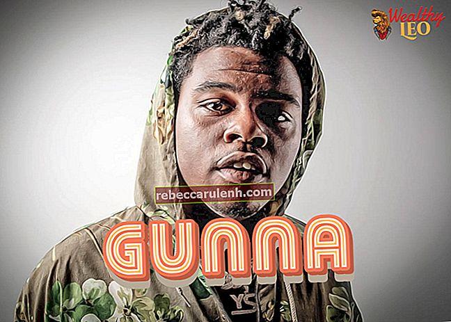 Gunna (Rapper): altezza, peso, età, statistiche corporee
