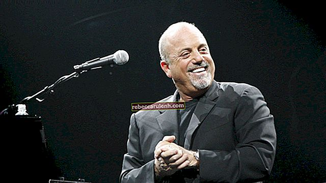 Billy Joel Taille, poids, âge, statistiques corporelles