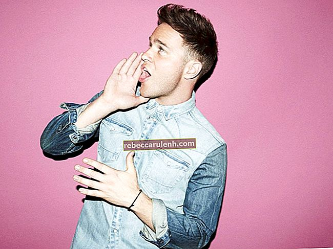 Olly Murs Taille, poids, âge, statistiques corporelles