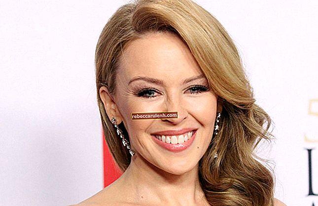 Kylie Minogue Wzrost, waga, wiek, statystyki ciała