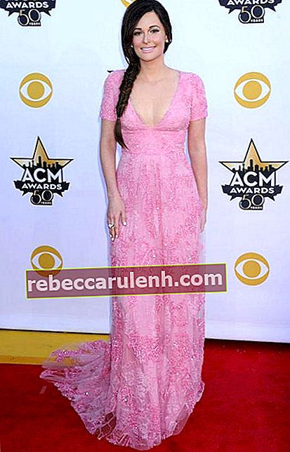 Kacey Musgraves bei den Academy of Country Music Awards 2015