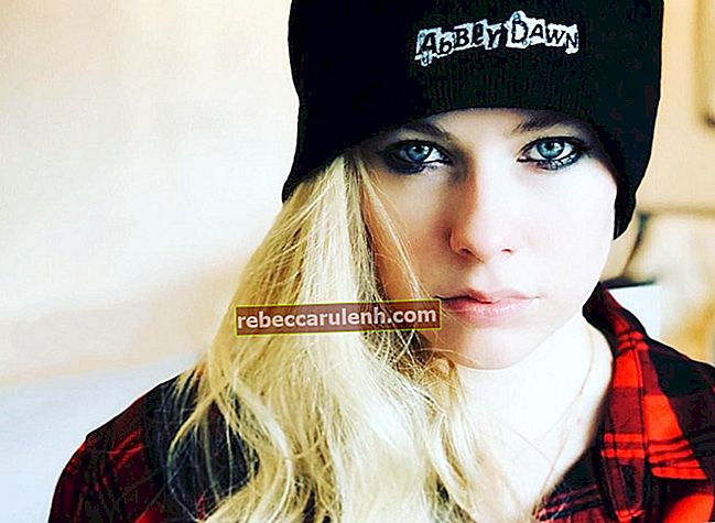 Avril Lavigne Wzrost, waga, wiek, statystyki ciała