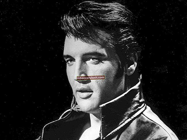 Elvis Presley Taille, poids, âge, statistiques corporelles