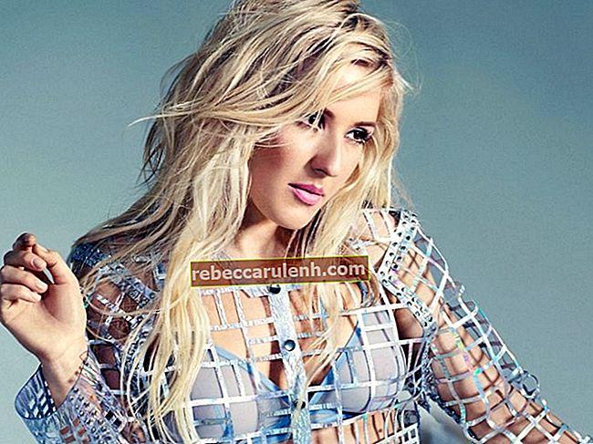 Ellie Goulding Größe, Gewicht, Alter, Körperstatistik