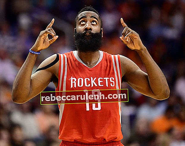 James Harden von Houston Rockets