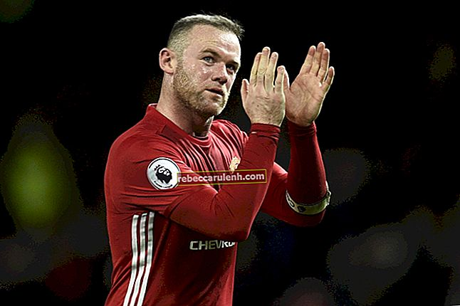 Wayne Rooney: altezza, peso, età, statistiche corporee