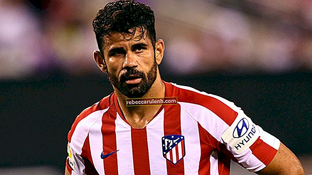 Diego Costa Taille, poids, âge, statistiques corporelles