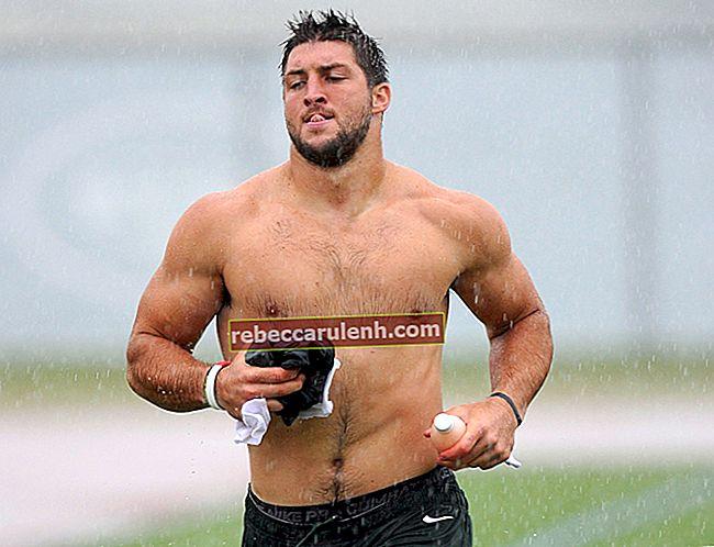 Mark Sanchez Größe, Gewicht, Alter, Körperstatistik