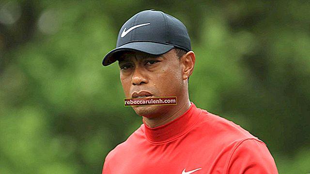 Tiger Woods: altezza, peso, età, statistiche corporee