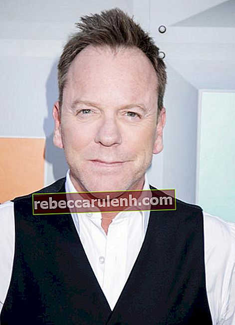 Kiefer Sutherland bei den ACM Awards 2016