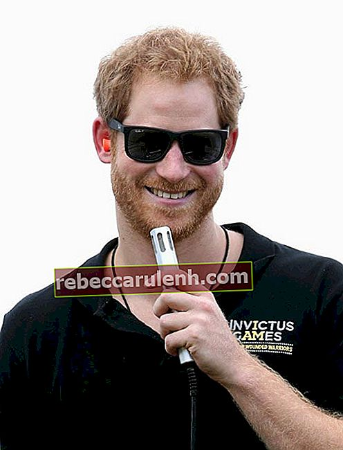 Prinz Harry bei den Invictus Games Orlando während der ESPN Wide World of Sports im Mai 2016 in Florida