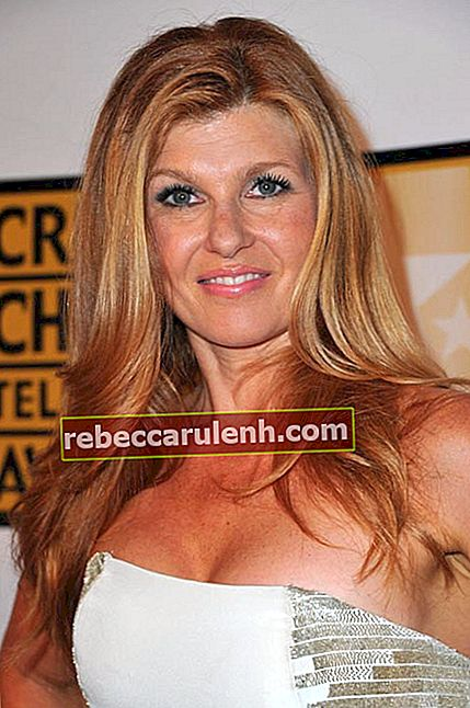 Connie Britton bei den Critics 'Choice Television Awards 2011
