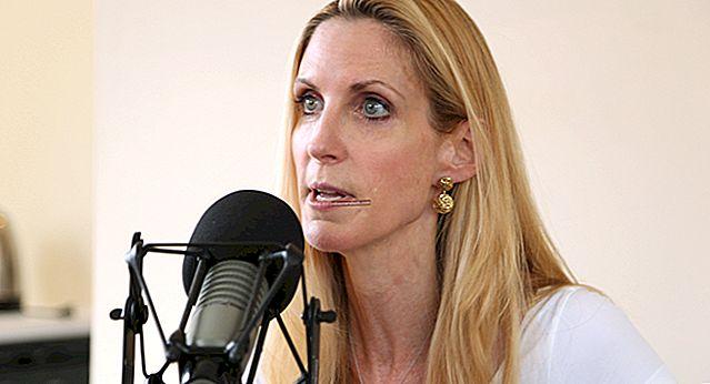 Ann Coulter Größe, Gewicht, Alter, Körperstatistik