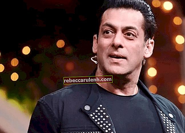 Salman Khan Größe, Gewicht, Alter, Körperstatistik
