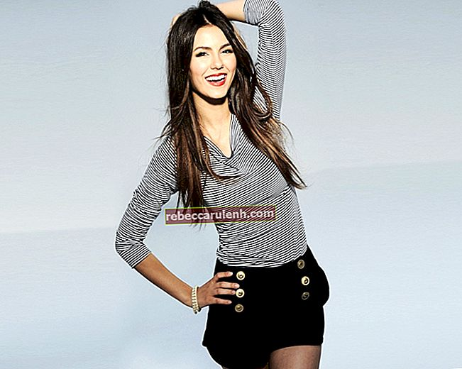 Victoria Justice Größe, Gewicht, Alter, Körperstatistik