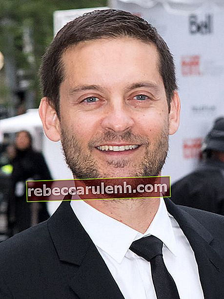 Tobey Maguire beim Toronto International Film Festival 2014