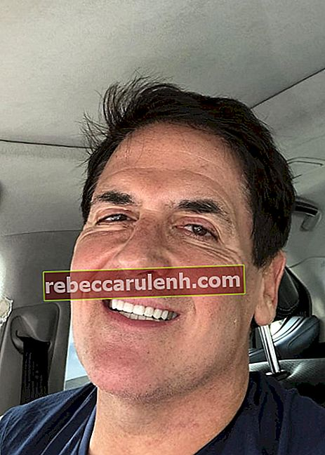 Mark Cuban in einem Instagram-Selfie vom Juni 2018