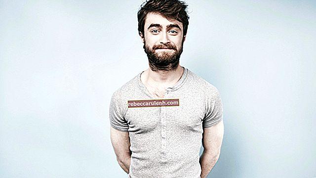 Daniel Radcliffe Größe, Gewicht, Alter, Körperstatistik