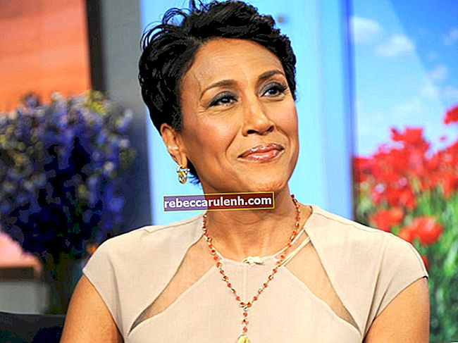 Robin Roberts (diffuseur) Taille, poids, âge, statistiques corporelles