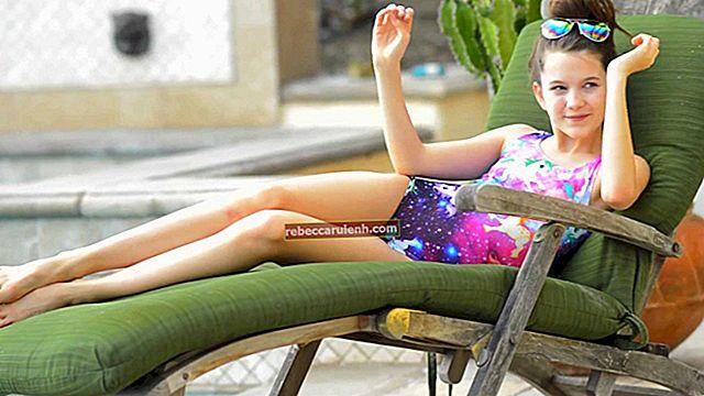 Chloe East Taille, poids, âge, statistiques corporelles