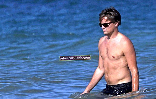 Leonardo DiCaprio Größe, Gewicht, Alter, Körperstatistik