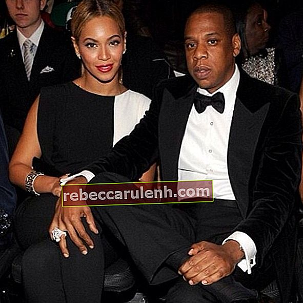 Jay-Z und Beyonce Knowles