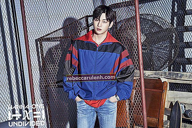 Kang Daniel Größe, Gewicht, Alter, Körperstatistik