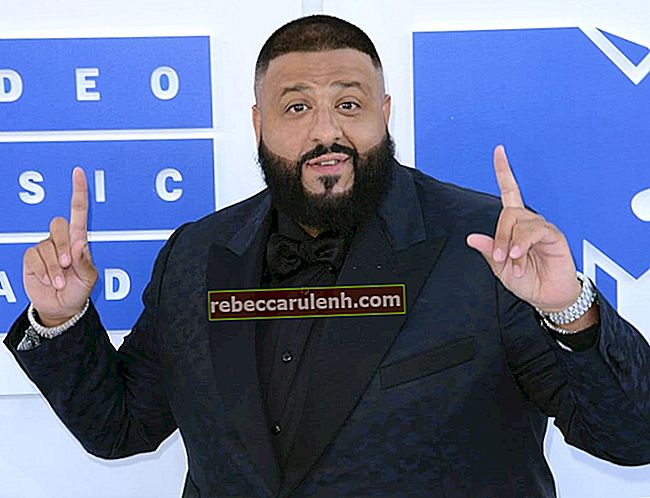 DJ Khaled Größe, Gewicht, Alter, Körperstatistik