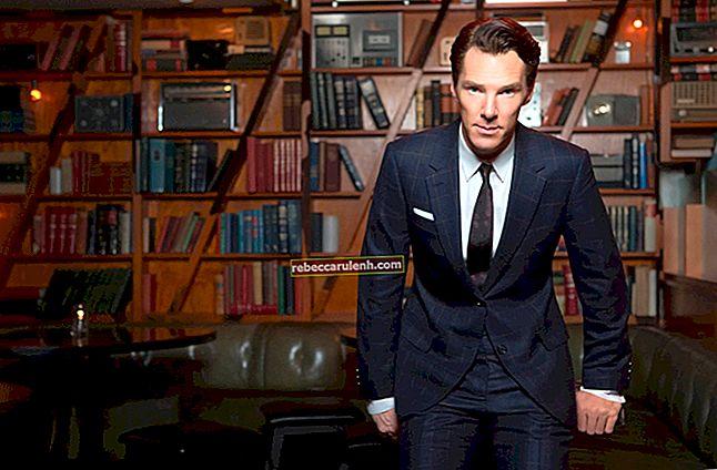Benedict Cumberbatch Größe, Gewicht, Alter, Körperstatistik