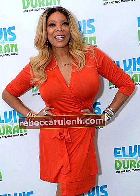 Wendy Williams bei der Elvis Duran Z100 Morning Show im September 2015