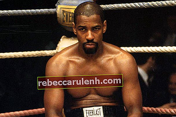 "Denzel Washington als Robin ""The Hurricane"" Carter."