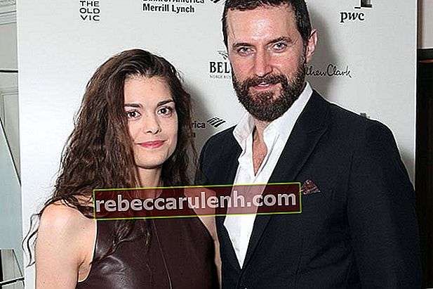 Richard Armitage und Samantha Colley