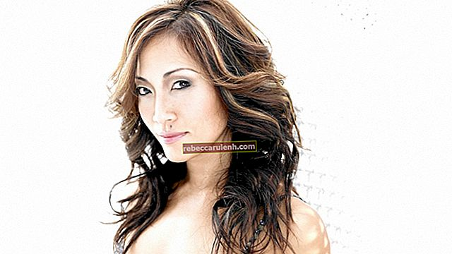Carrie Ann Inaba Taille, poids, âge, statistiques corporelles