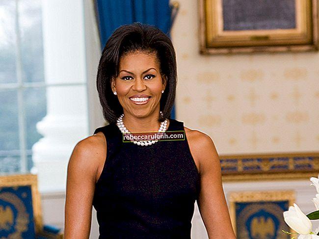 Michelle Obama Größe, Gewicht, Alter, Körperstatistik