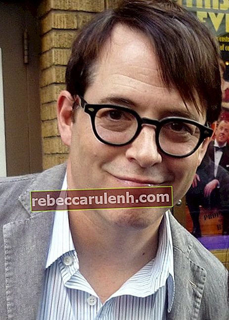 Matthew Broderick in New York City im September 2012
