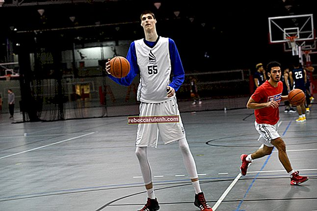 Gheorghe Mureșan Taille, poids, âge, statistiques corporelles