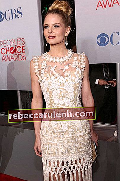 Jennifer Morrison bei den 38. People's Choice Awards in Los Angeles