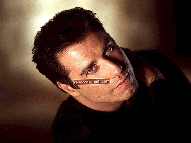 John Travolta Größe, Gewicht, Alter, Körperstatistik