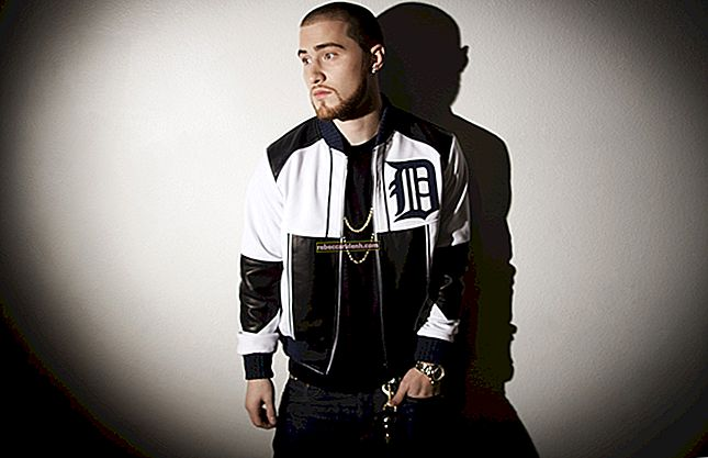 Mike Posner Taille, poids, âge, statistiques corporelles