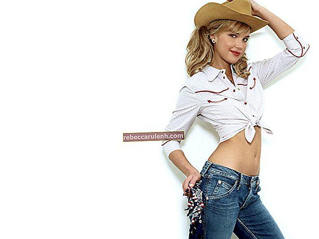 Arielle Scarcella Größe, Gewicht, Alter, Körperstatistik
