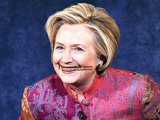 Hillary Clinton Größe, Gewicht, Alter, Körperstatistik