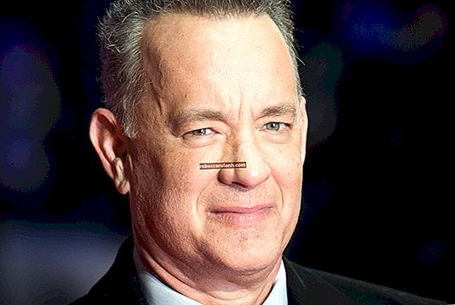 Tom Hanks Größe, Gewicht, Alter, Körperstatistik
