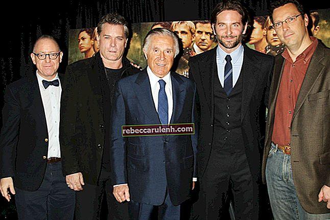 Bradley Cooper Größe, Gewicht, Alter, Körperstatistik